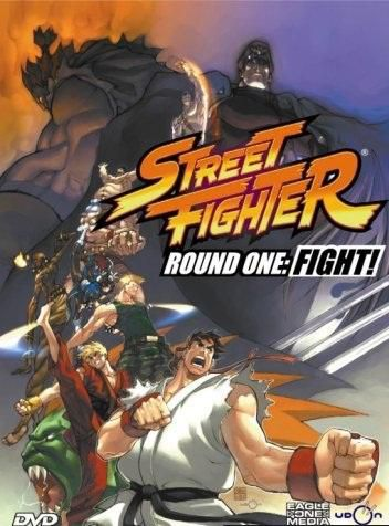 Street Fighter - Round One - FIGHT!