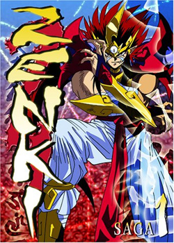 Demon Prince Zenki