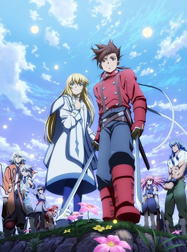 Tales of Symphonia The Animation 3 - Sekai Tougou Hen