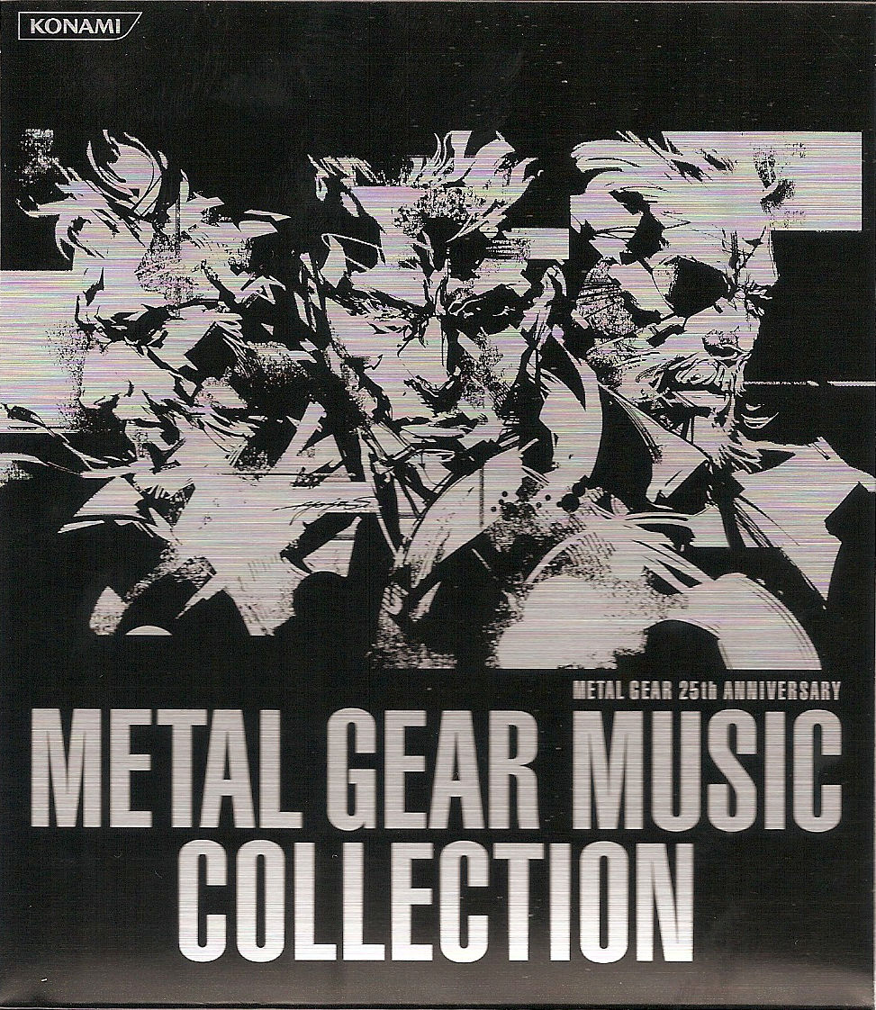Metal Gear Solid 20th Anniversary