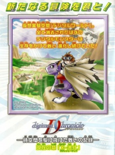 Digimon Chronicle