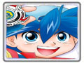 Bakuten Shoot Beyblade - Rising