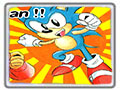 Sonic the Hedgehog Story Comic
