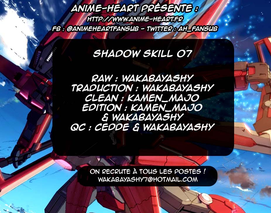 Scantrad - Shadow Skill Tome 7